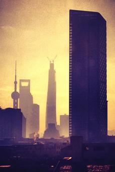 Arquitectos en el extranjero: Shanghai, por Julen Asua