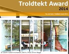 Concurso Internacional para estudiantes Troldtekt Award 2014