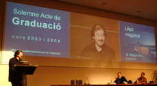Shigeru Ban en Barcelona, algunos recuerdos de asuntos recientes...