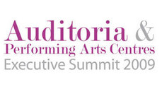 Auditoria & Performing Arts Centres Executive Summit 2009