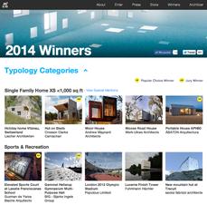 Premios para obras de Guzmán de Yarza y Ábaton arquitectura en los A+ Architizer 2014