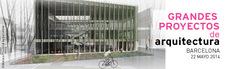 Grupo Vía y los Grandes Proyectos de Arquitectura: jornada el 22MAY, en BCN