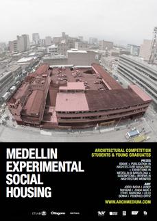 Convocatoria concurso internacional archmedium: Vivienda social en Medellín