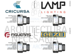 PHOTOGRAPHY COMPETITIONS with the SCALAE app and the companies FIGUERAS, CRICURSA, LAMP and GEZE