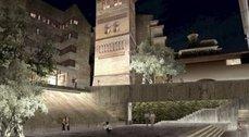 CONCURSO: José Ignacio Linazasoro reformará la plaza de los Amantes de Teruel