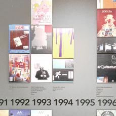 Revistas de arquitectura, España 1986-actualidad