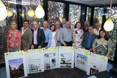 El jurado del concurso para futuros profesionales Cosentino Design Challenge 2014 anuncia sus ganadores