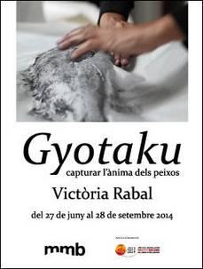 gyotaku, por Victoria Rabal