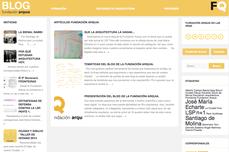 FQ lanza el blog arquia y con él la generación independiente de blogueros arquitectos españoles