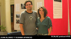 165 Susana Aparicio + Juan Alonso SCALAE PODCAST