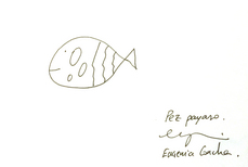 Pez Payaso, por Eugenia Concha