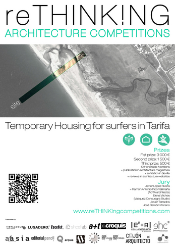 reTHINK!NG: Temporary Housing for Surfers in Tarifa