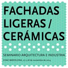 Seminario Arquitectura e Industria, de la Fundación Arquitectura y Sociedad, en Barcelona