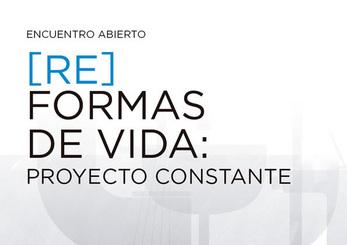 (Re)Formas de Vida: Proyecto constante, en el ROCA Barcelona Gallery, 20N