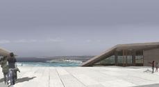 El arquitecto Alfonso Penela gana el concurso de ideas del Parador de Muxía