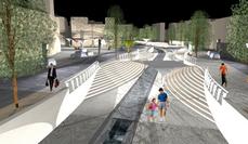 Los arquitectos Cruz Díez García y Santiago Carroquino Larraz ganan el concurso de ideas en Herrera de los Navarros