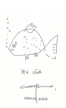 Pez Uña, por Carlos Rubio Carvajal