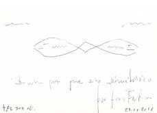 Pez doble, por José Juan Barba