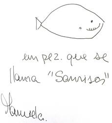 Pez sonrisas, por Manuela Carmena