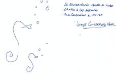 Pez educado, por Jorge Contreras Ubric