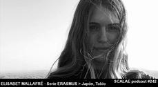 242 Elisabet Mallafré Gimeno en Tokio, Japón SCALAE microPODCAST [Serie ERASMUS]