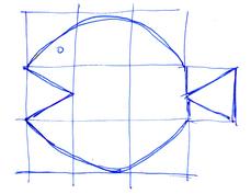 9GF Nine Grid Fish, por Daniel García-Escudero