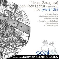 """Tardes de Acentos Gatos"", nueva serie. 17/01/2021 Episodio piloto: -hoy ¿vivienda?-"
