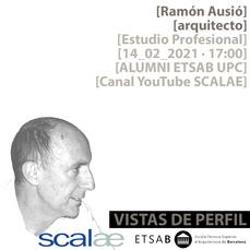 """Vistas de Perfil"", Ramon Ausió · Pascual-Ausió Arquitectes, Estudio Profesional"