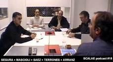 15 Josep Terrones, Miguel Àngel Sáez y Salvador Segura, aparejadores SCALAE PODCAST