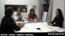 13 Félix Pardo (ETSAB UPC), Isabel Crespo (ETSAV UPC) SCALAE PODCAST