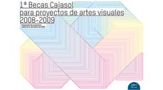 1ª Becas Cajasol para proyectos de artes visuales 2008-2009