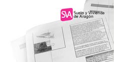 Suelo y Vivienda de Aragón convoca cuatro concursos para VPA