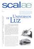 Scalae [Pliego]: Universos de Luz