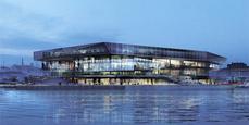 SHL Architects, ganador del Urban Mediaspace