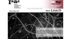 Conferencia de Neil Leach: 'Swarm Urbanism'