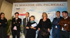 Segunda fase del concurso de ideas del Mirador del Palmeral de Elche