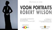 """Exposición """"Voom Portraits"""" de Robert Wilson"""