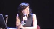 Conferencia de Victoria Acebo, arquitecto