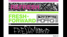 Presentación web FRESHMADRID