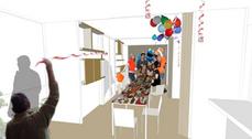 Proyecto Casa Barcelona 2009, propuestas de innovación para la vivienda actual