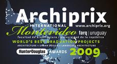 Premios Archiprix 2009: Pascual Herrero Vicent primer español premiado