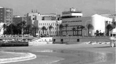 PATRIMONIO: La fachada principal de la Escuela de Náutica se deberá conservar por su valor arquitectónico