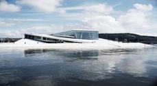 La Ópera y el Balet Nacional de Noruega, de Snøhetta, Premio Mies 2009