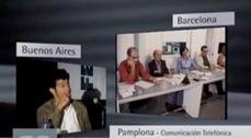 Mesa Redonda BCN-BsAs, Sanmartín, Ferré, Montero, Zazurca, Mangado, Caballero, Corona Martínez, Vescina...