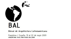 I Bienal de Arquitectura Latinoamericana