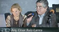 Conferencia de César Ruiz-Larrea