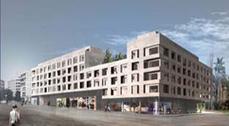 Vázquez Consuegra diseñará en Torrent, Valencia, el Edificio M-27, con 100 VPO