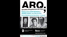 Jornadas de Arquitectura UIC-Roca 2008-2009
