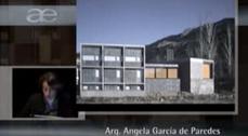 Conferencia de Ángela García de Paredes, Paredes Pedrosa arquitectos