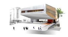Josep Lluís Mateo construirá un centro de cultura contemporánea en Portugal
